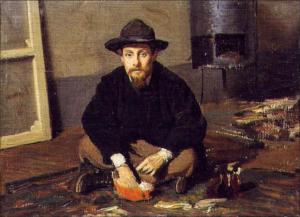 Giovanni Boldini- Portrait